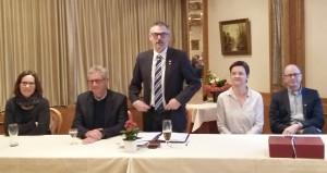 Neuer Vorstand 2017